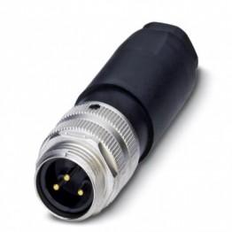 Connecteur mâle droit 4P ref. 1521339 Phoenix