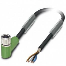 Câble M8 SAC 4P Lg 1,5m ref. 1521960 Phoenix