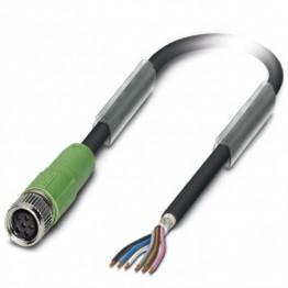 Câble M8 SAC 6P blindé Lg 3m ref. 1522406 Phoenix