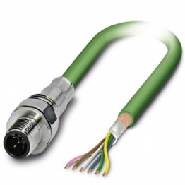 Connect mâle 5P M12 câble 2m ref. 1529726 Phoenix