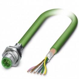 Connect mâle 5P M12 câble 1m ref. 1534517 Phoenix