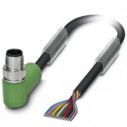 Câble SAC PVC M12 12P Lg 1,5m ref. 1554814 Phoenix