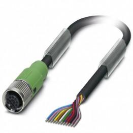 Câble SAC PVC M12 12P Lg 10m ref. 1554885 Phoenix
