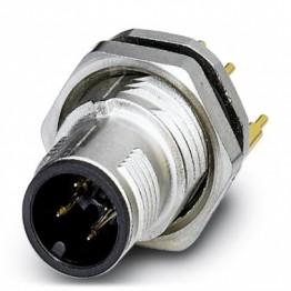 Connecteur mâle 5pôles M12 ref. 1558551 Phoenix