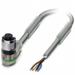 Câble SAC 800 M12 4P Lg 5m ref. 1567351 Phoenix