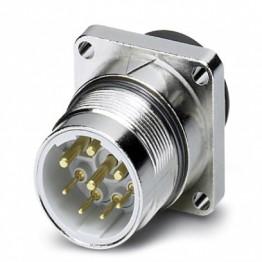 Connecteur mâle M23 5P+PE ref. 1607043 Phoenix