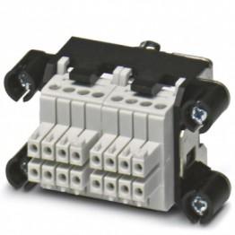 Kit d'isolants pour contacts ref. 1607274 Phoenix