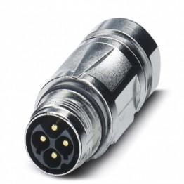 Connecteur prolongateur mâle ref. 1607670 Phoenix