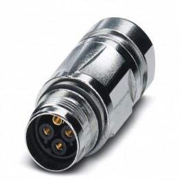 Connecteur prolongateur fem ref. 1607688 Phoenix
