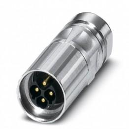 Connecteur mâle à câble droit ref. 1607701 Phoenix