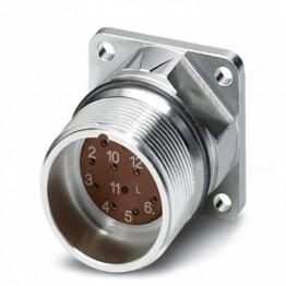 Boitier connect fem M23 droit ref. 1607902 Phoenix
