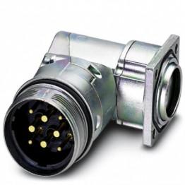 Connecteur mâle M40 P70 4+3+PE ref. 1607931 Phoenix