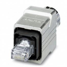 Connecteur Push-Pull en métal ref. 1608100 Phoenix