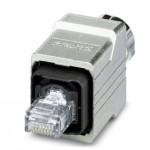 Connecteur Push-Pull plastique ref. 1608126 Phoenix