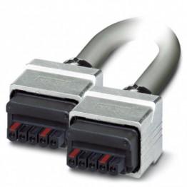 Câble puissance 2,5mm2 Lg 2m ref. 1609183 Phoenix