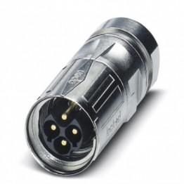 Connecteur mâle à câble droit ref. 1613559 Phoenix