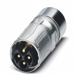 Connecteur mâle à câble droit ref. 1618622 Phoenix