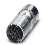 Connecteur mâle à câble droit ref. 1618680 Phoenix