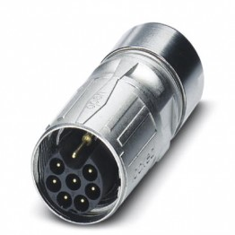Connecteur mâle à câble droit ref. 1618681 Phoenix