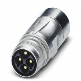 Connecteur prolongateur mâle ref. 1618703 Phoenix