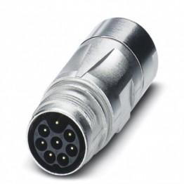 Connecteur prolongateur mâle ref. 1618714 Phoenix