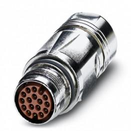 Connecteur prolongateur mâle  ref. 1619012 Phoenix