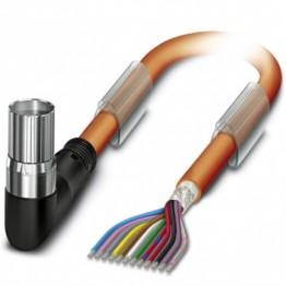 Connecteur M23- 12P Femelle ref. 1619284 Phoenix