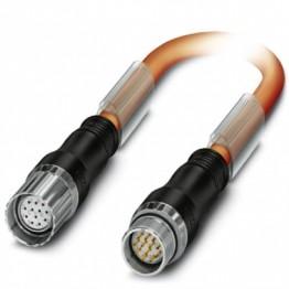 Connecteur M23- 12P Femelle ref. 1619293 Phoenix