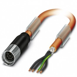 Connecteur M17-4+3P+PE Femelle ref. 1619313 Phoenix