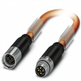 Connecteur M17- 3P+PE Femelle ref. 1619327 Phoenix