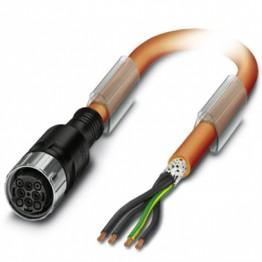Connecteur M40-2+3P+PE Femelle ref. 1619329 Phoenix