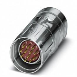 Connecteur de câble mâle ref. 1619453 Phoenix