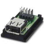 Isolant femelle USB type B ref. 1653867 Phoenix
