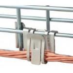 Clip pour chemin de câble ref. FCLIP16-35 Mecatraction