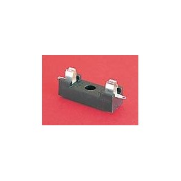 Porte-fusible 6.3x32mm 5A 250V ref. FX0327 Elektron Technology
