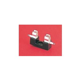 Porte-fusible 5x20mm 6.3A 250V ref. FX0360 Elektron Technology