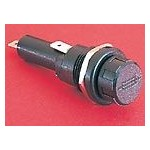 Porte-fusible 6.3x32 13A 250V ref. FX0415 Elektron Technology