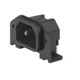 Embase IEC 10A 250VAC ref. GSP1-8613-1 Schurter