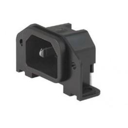 Embase IEC 10A 250VAC ref. GSP1-9110-1 Schurter