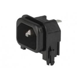Embase IEC 10A 250VAC ref. GSP2-9203-11 Schurter