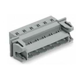 Connecteur mâle 2,5mm2 gris ref. 731-606/114-000 Wago