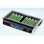Chargeur LCD Multi sans accu ref. CHARGEUR57671 Varta