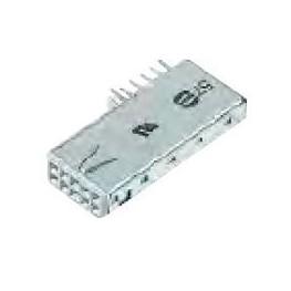 Connecteur femelle 10 pts ref. 27211218006 Harting