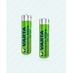 Accu rechargeable AAA/HR3 (x4