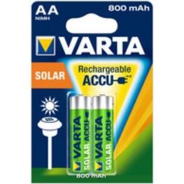 Accu rechargeable AA/HR06 blx2 ref. HR6-56736 Varta