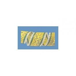 Manchon de repérage jaune ref. HX-SCE-1K-4-8-50-4 TE Connectivity