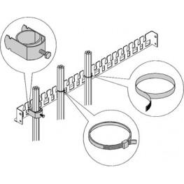 Traverse porte-câbles ref. 21236090 Schroff