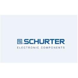 Fiche IEC F 10A 250V à visser ref. 6182-0033 Schurter