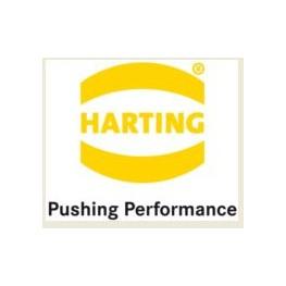 Support de fixation gauche ref. 09069019924 Harting
