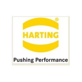 Pièce d'obturation 9-37 pôles ref. 61030000042 Harting